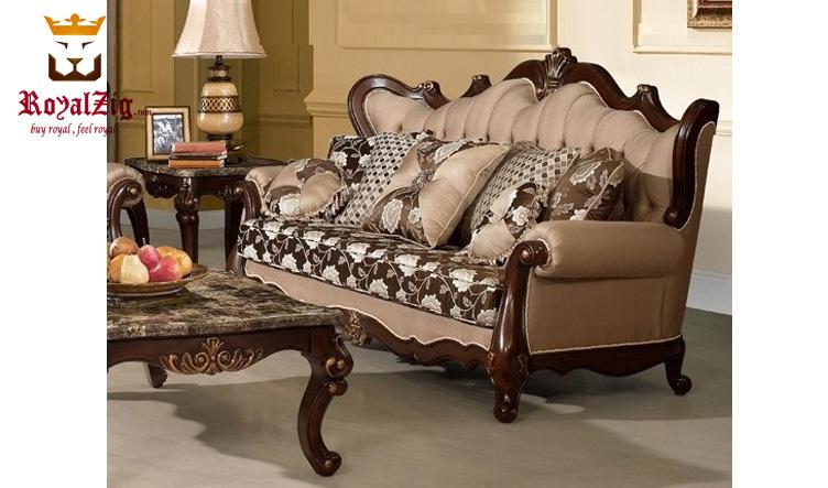 3 Pieces Living Room Sofa Set Royalzig Collection (3)