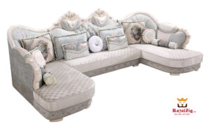 Adyar Designer Hand Carved Sofa Set Brand Royalzig Online in India