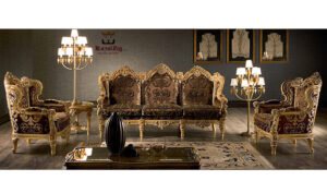 Ambli Designer Sofa Set Brand Royalzig Online in India