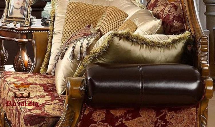Antique Style Handcrafted Maharaja Sofa Set (1)