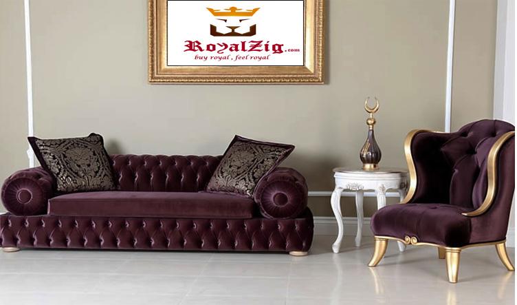 Bangalore Customized Modern Luxury Sofa Set