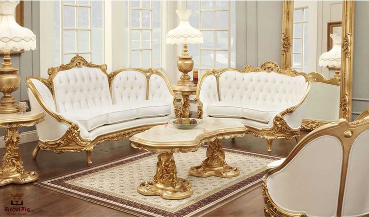 Benson Town Designer Sofa Set Online in India