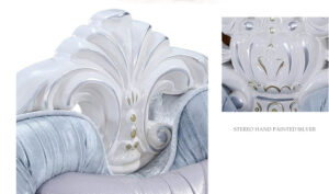 Boat Club Designer Hand Carved Corner Sofa Online in India