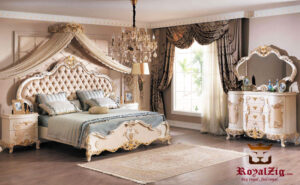 Catherine Luxury Bedroom Set Online in India
