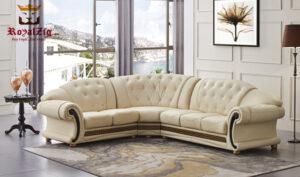 Classic Designer Tufted Corner Sofa