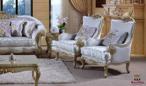 Cooke Town Designer Sofa Set Brand Royalzig Online in India