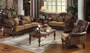 Croatia Classical Style Sofa Set Brand Royalzig Online in India