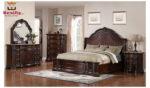 Edington Complete Bedroom set Brand Royalzig