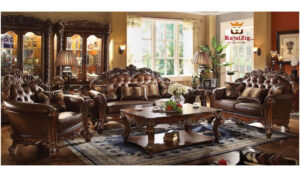 Hand Carved Classical Style Royal Sofa Set Brand Royalzig Online in India