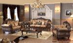 Hand Carved Ottoman Sofa Set (1)