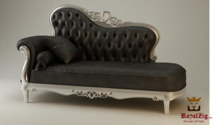 Handcrafted European Style Chaise Lounge Online in India