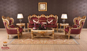 Hyderabad Royal Sofa Set Brand Royalzig