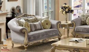 Indira Nagar Designer Hand Carved Sofa Set Brand Royalzig Online in India