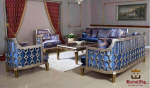 Juhu Luxury Sofa Set Brand Royalzig Online in India