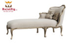 Luxury Hand Carved Classic Chaise Lounge