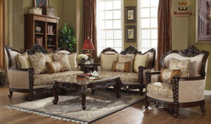 Maharaja Antique Style Sofa Set Brand Royalzig Online in India