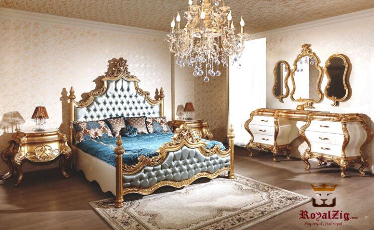 Margaret Luxury Bedroom set Online in India