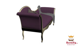 Modern Classic Style Divan Sofa Online in India