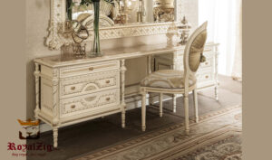 Anne Italian Style Luxury Dressing Table Online in India