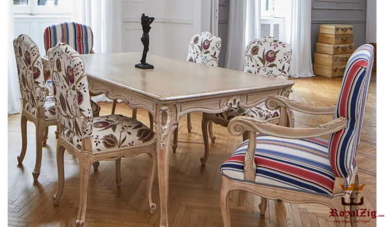 Antique Designer Handcrafted Dining Table Online in India