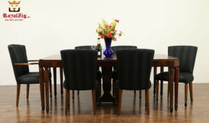 Antique Style 6 Seater Dining Table