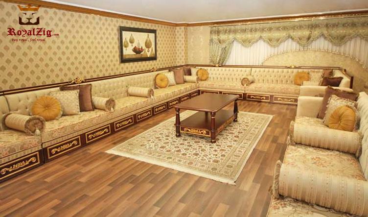 Arabic Style Majlis For Living Room