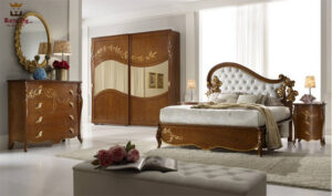 Bandra Modern Designer Bedroom Set