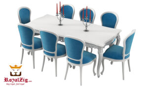 Beautiful Modern Luxury Handcrafted Dining Table Online in India