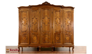 Beautiful Teak Wood Wardrobe