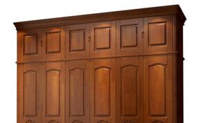 Big Wardrobe Wooden Crafted