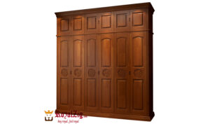 Big Wardrobe Wooden Crafted