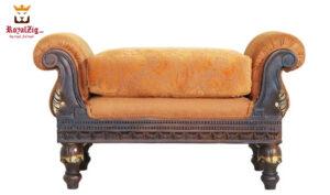 Buy Online Antique Carving Queen Diwan Brand Royalzig Handicrafts Made In India