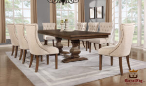 Casandra Modern Luxury Dining Table