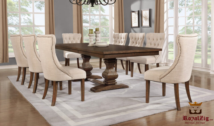 Casandra Modern Luxury Dining Table Online in India