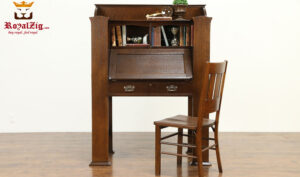 Catherine Antique Modern Style Secretary Style