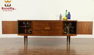 Catherine Victorian Style Beautiful 3 Drawer Cupboard