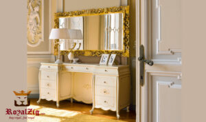 Classic Dressing Table With Mirror Online in India