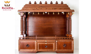 Classical Design Wooden Temple for Home