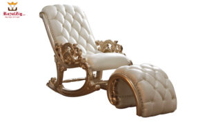 Classical Design Rocking Chair For Living Room