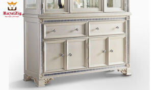 Classical Style Verticle Crockery Unit