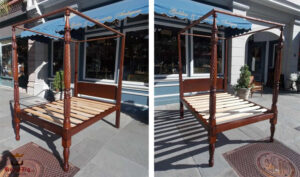 Classical Tester Bed 1854 Style Online in India