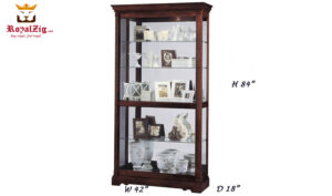 Contemporary Style Display Unit