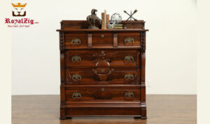 Curaco Antique Style Drawer Dresser