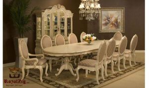 Elis Beautiful Antique Style Dining set