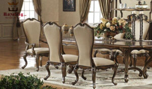 Elizabeth vintage Style Antique Dining Table Online in India