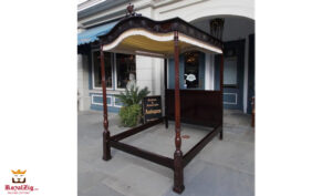English Georgian Tester Bed Online in India