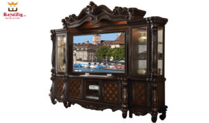 European Style Carving TV unit