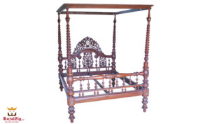 Four Post Tester or Canopy Bed from British India Style Online in India