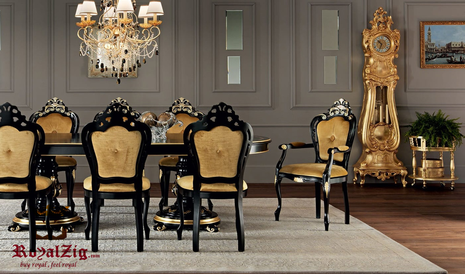 French Style Dining Table Online in India