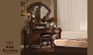 Grand Wooden Dressing Hand Crafted 1